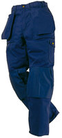 Bundhose Multifunktion marineblau